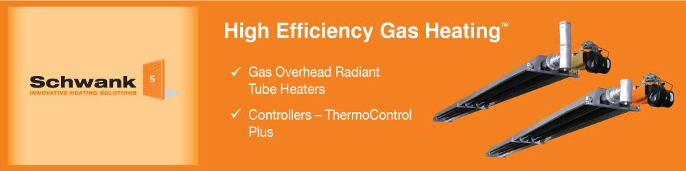 schwank radiant gas heaters