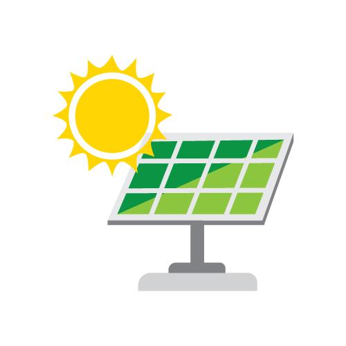 solar floor heating