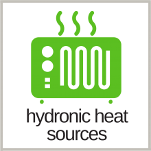 Hydronic Heat Sources